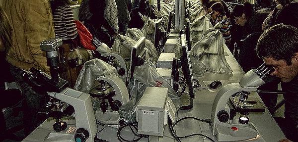 Course Image BiolP000 : Bioloģijas laboratorijas eksperimenta veidošanas un demonstrēšanas metodika